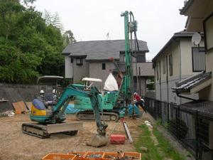 大阪 ログハウス